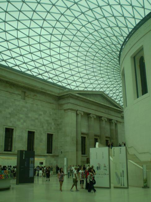Zdjęcia: British Museum, Londyn, British Museum, WIELKA BRYTANIA