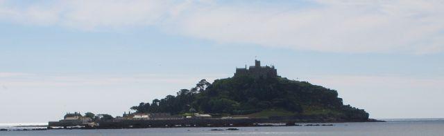 Zdjęcia: St Michaels Mount, Cornwall, St Michaels Mount, WIELKA BRYTANIA