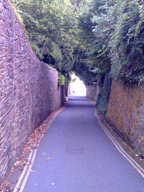 Zdjęcia: Dartmouth, Devon, Droga do pracy, WIELKA BRYTANIA