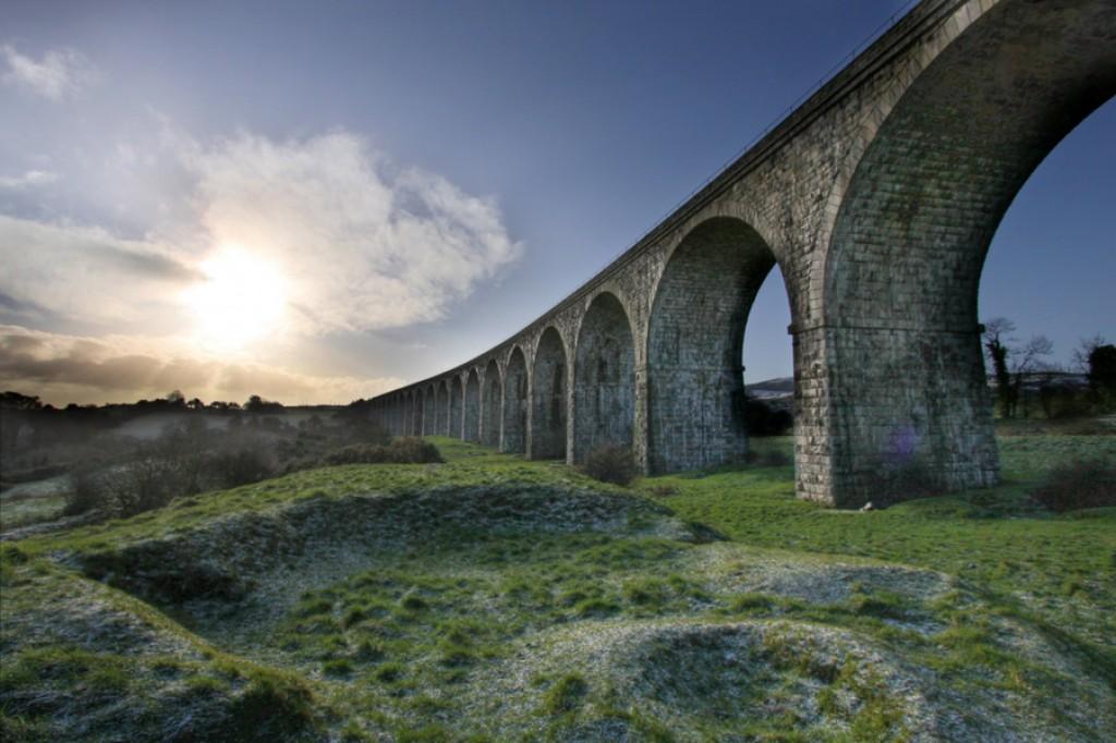 Zdjęcia: Newry, Irlandia Północna, Craigmore Viaduct, WIELKA BRYTANIA