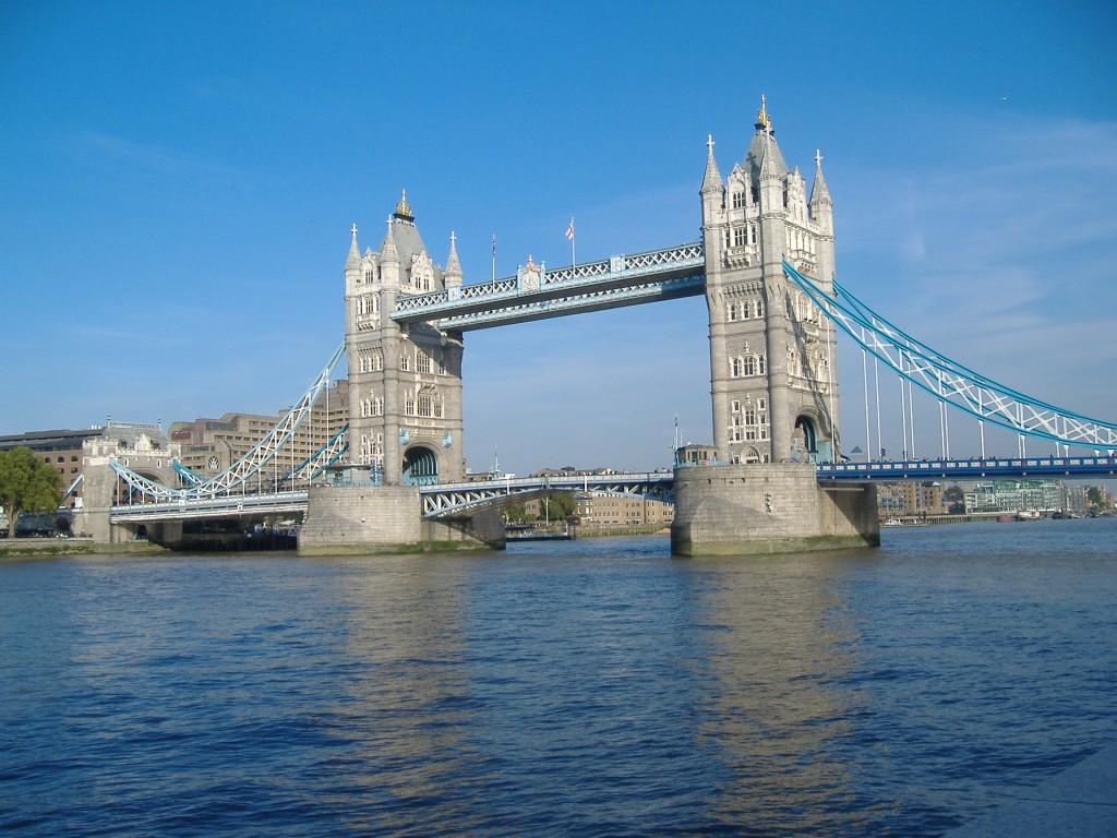 Zdjęcia: Londyn, Anglia, Tower Bridge / LONDYN / most zwodzony, WIELKA BRYTANIA