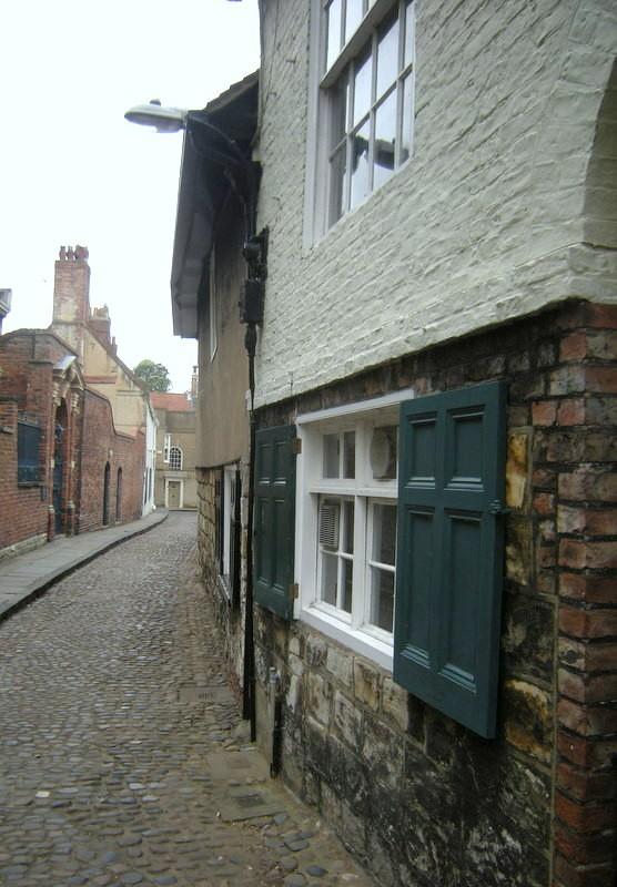 Zdjęcia: York , Yorkshire, Ulica, WIELKA BRYTANIA
