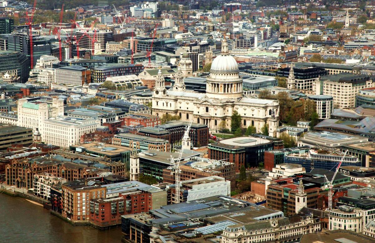 Zdjęcia: Wieżowiec Shard , Londyn, Nad Tamizą, WIELKA BRYTANIA
