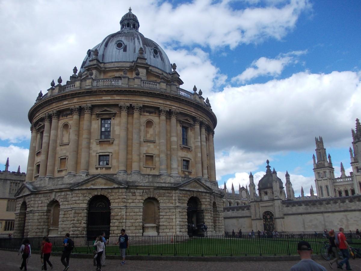 Zdjęcia: OXFORD, ANGLIA, OXFORD, WIELKA BRYTANIA