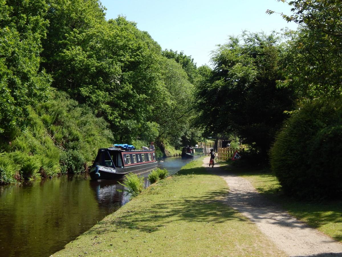Zdjęcia: Rochdale Canal,  Northern England, Rochdale Canal, WIELKA BRYTANIA