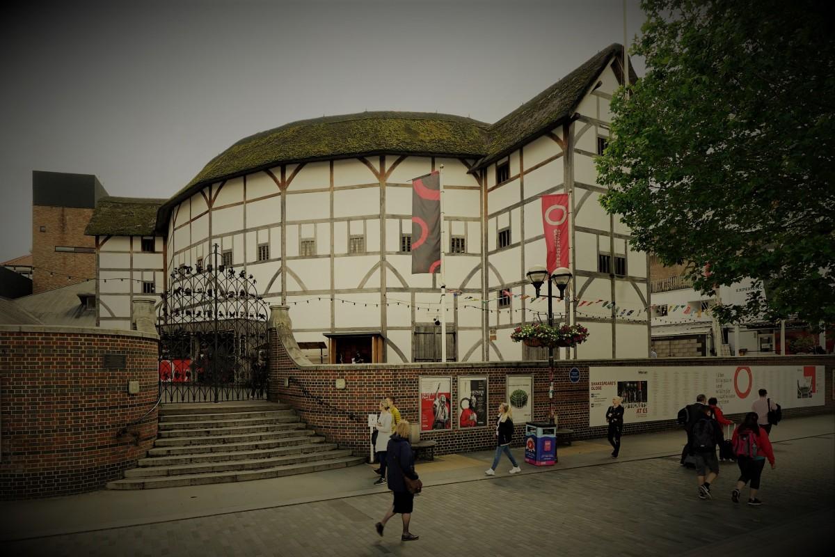 Zdjęcia: ., Londyn, Shakespeare's Globe, WIELKA BRYTANIA