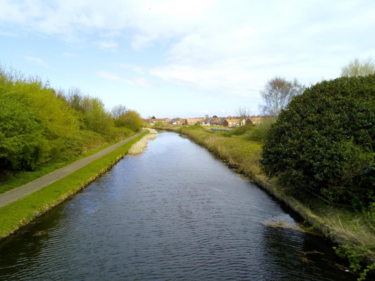 Zdjęcia: Liverpool, Sefton, Rimrose Valley Country Park, WIELKA BRYTANIA