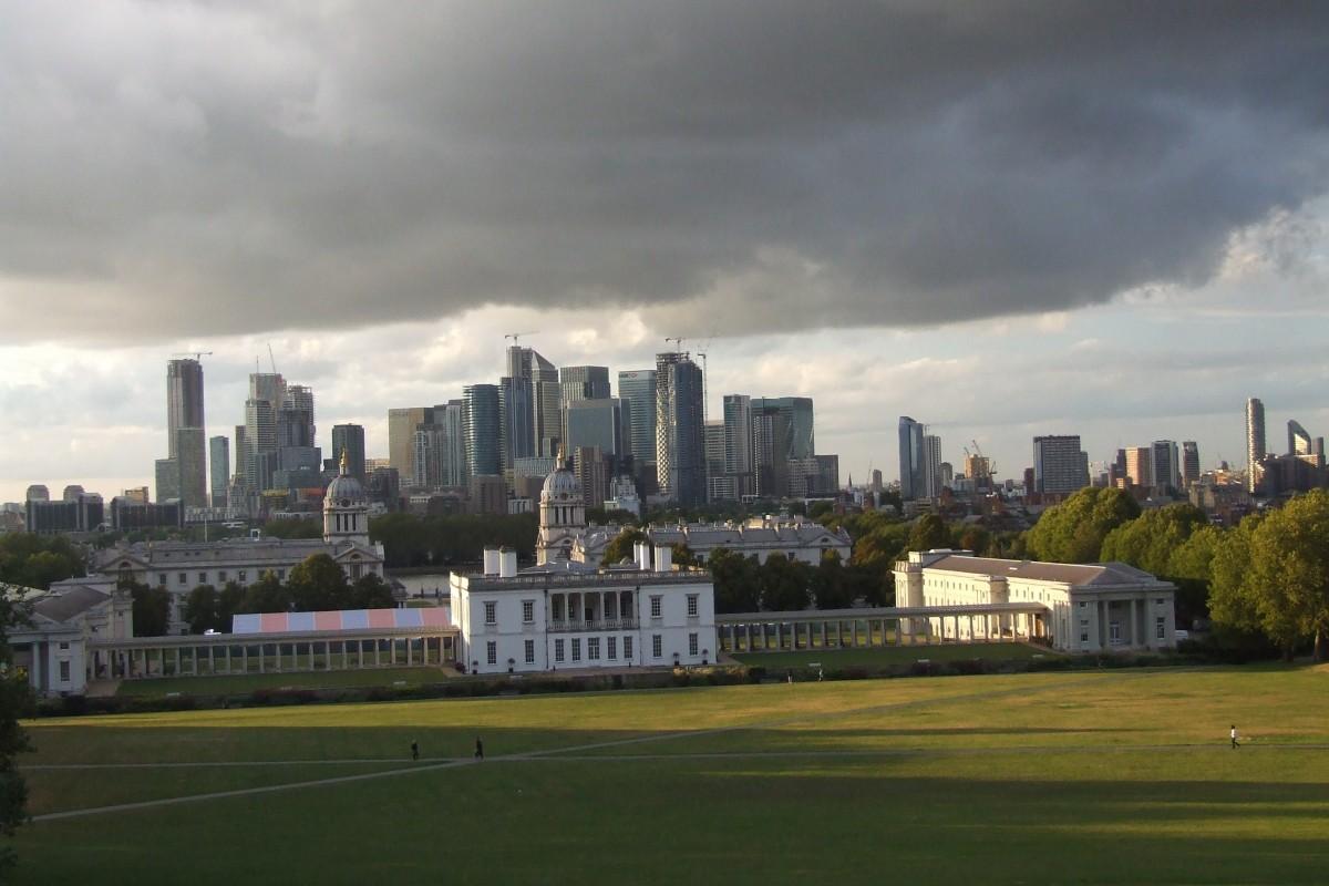 Zdjęcia: Londyn , Greenwich , WIELKA BRYTANIA