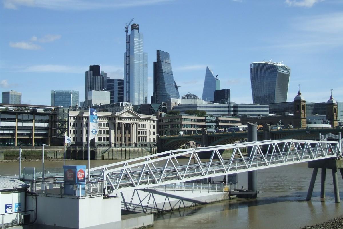 Zdjęcia: Londyn , Drapacze , WIELKA BRYTANIA