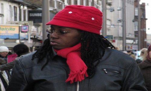 Zdjęcie WIELKA BRYTANIA / - / London / konkurs-czerwony kapturek
