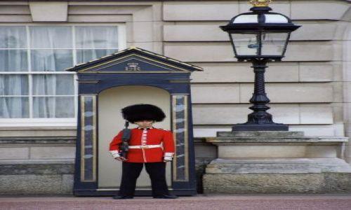 Zdjecie WIELKA BRYTANIA / Londyn / Londyn / Buckingham