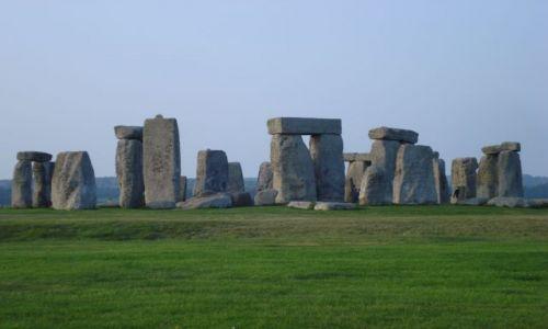 Zdjecie WIELKA BRYTANIA / - / Stonehenge / Stonehenge