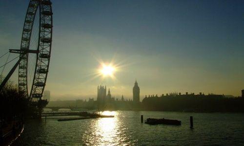 Zdjecie WIELKA BRYTANIA / London / London Eye / London 15.15