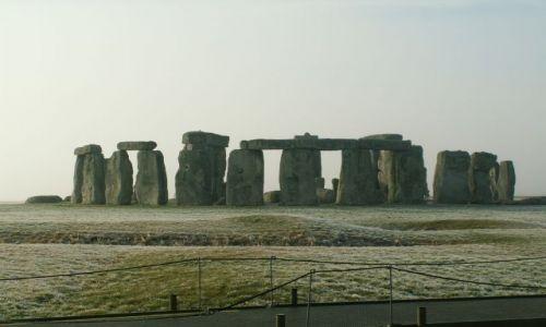 Zdjecie WIELKA BRYTANIA / Hrabstwo Wiltshire / Stonehenge / Kamienny Krąg