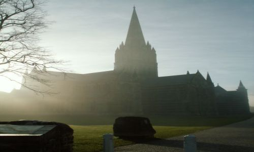 Zdjecie WIELKA BRYTANIA / Pd Anglia / Salisbury / Katedra w Salisbury