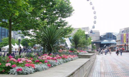 WIELKA BRYTANIA / West Midlands  / Birmingham  / Moje miasto -BIRMINGHAM