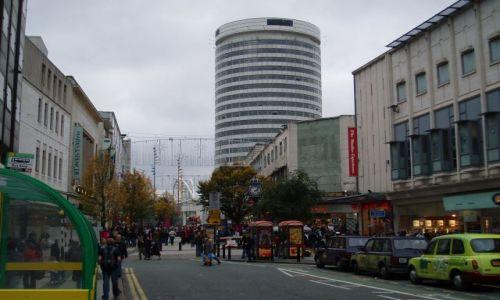 Zdjęcie WIELKA BRYTANIA / West Midlands / centrum miasta / moje miasto Birmingham