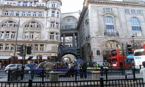 Zdjecie WIELKA BRYTANIA / - / Londyn / Piccadilly