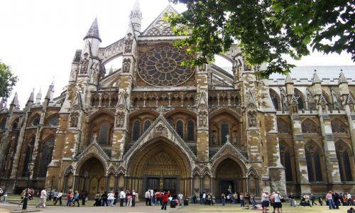 WIELKA BRYTANIA / - / Londyn / Westminster Abbey