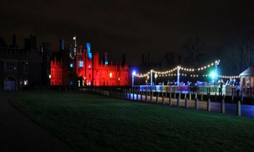 WIELKA BRYTANIA / Hampton Court / Hampton Court / SWIETA