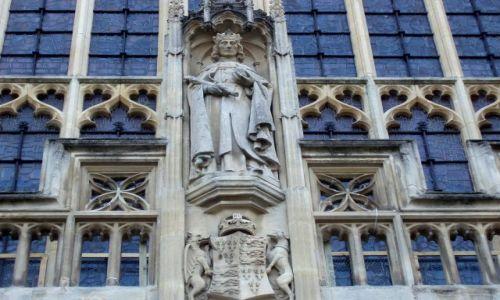 WIELKA BRYTANIA / Poludniowo-zachodnia Anglia  /  centrum miasta / Bath