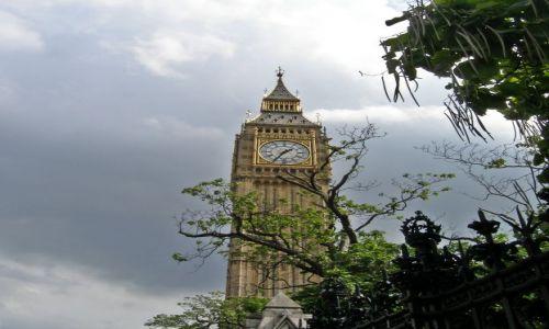 Zdjecie WIELKA BRYTANIA / - / Londyn / Big Ben