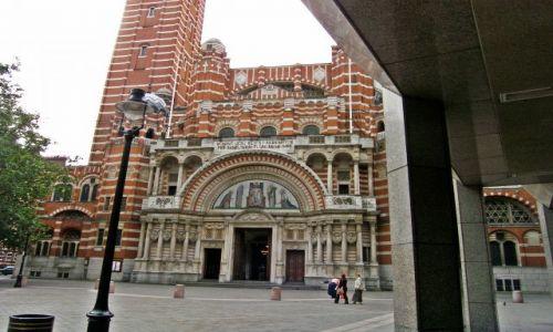 Zdjecie WIELKA BRYTANIA / - / Londyn / Katedra Westminsterska