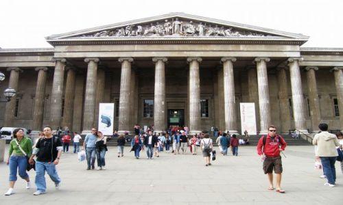 WIELKA BRYTANIA / - / Londyn / British Museum