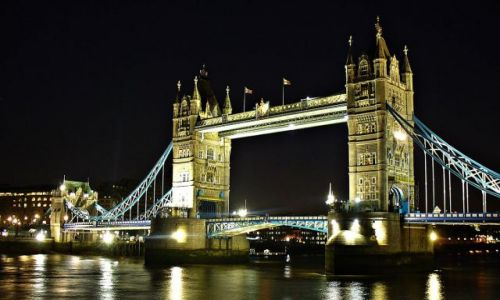 Zdjecie WIELKA BRYTANIA / LONDYN / LONDYN / TOWER  BRIDGE