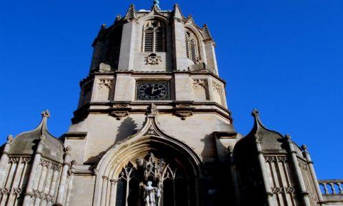 WIELKA BRYTANIA / Poludniowo-Srodkowa Anglia / centrum miasta / Oxford