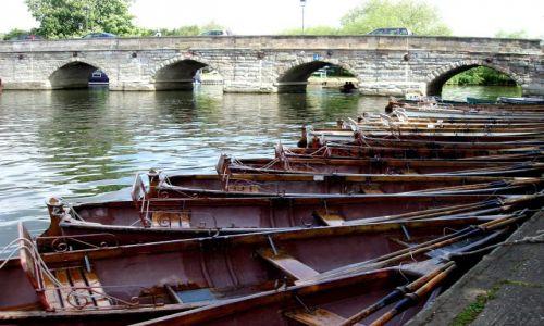 Zdjecie WIELKA BRYTANIA / Midlands -hrabstwo Warwickshire / centrum miasta / Stratford-upon-Avon