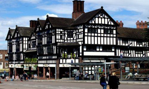 WIELKA BRYTANIA / Srodkowa Anglia -Midlands / centrum Coventry / Coventry