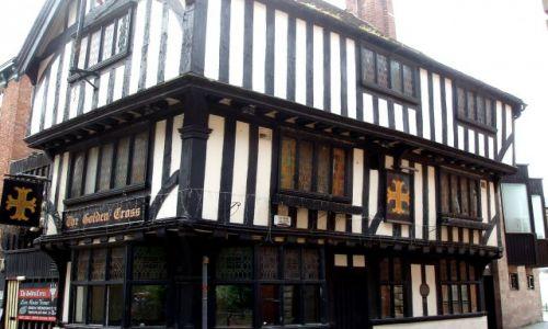WIELKA BRYTANIA / Midlands-Srodkowa Anglia / centrum Coventry / Coventry