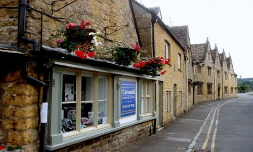 WIELKA BRYTANIA / Srodkowa Anglia -Cotswold / Bourton on the Water / Bourton on the Water