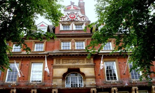 WIELKA BRYTANIA / Srodkowo-Wschodnia Anglia (East Midlands) / miasto Leicester / Leicester