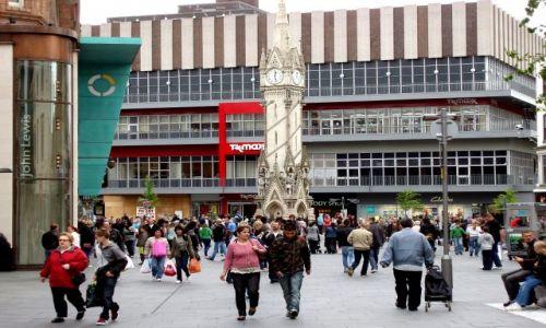 Zdjęcie WIELKA BRYTANIA / Srodkowo-Wschodnia Anglia (East Midlands) / miasto Leicester / Leicester