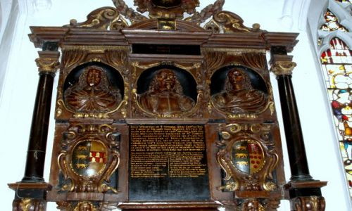 WIELKA BRYTANIA / East  Midlands / Katedra St Martin`s  / Leicester