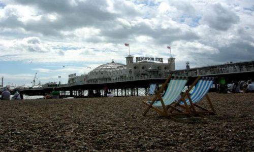 Zdjecie WIELKA BRYTANIA / - / Brighton / Palace Pier