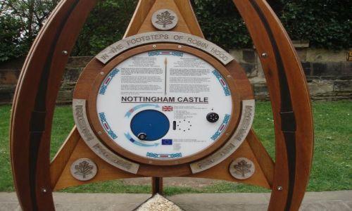 Zdjecie WIELKA BRYTANIA / East Midlands / miasto Nottingham  / Nottingham