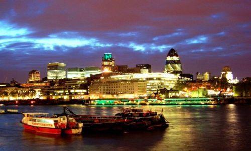 Zdjecie WIELKA BRYTANIA / - / Londyn / KONKURS Zmierzch nad Londynem