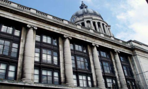 Zdj�cie WIELKA BRYTANIA / East Midlands / miasto Nottingham / Nottingham