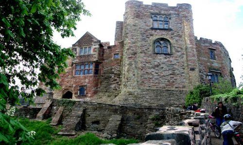 WIELKA BRYTANIA / Midlands -Srodkowa Anglia / Zamek Tamworth / Tamworth - Anglia