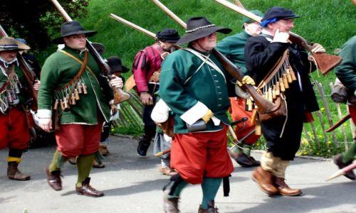 WIELKA BRYTANIA / Srodkowa Anglia -Midlands / zamek Tamworth / Tamworth