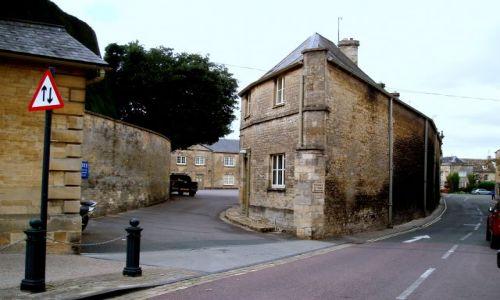 Zdjecie WIELKA BRYTANIA / Cotswold / miasteczko Cirencester / Cirencester-Anglia