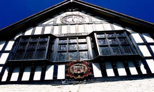 WIELKA BRYTANIA / hrabstwo Shropshire / miasteczko Bridgenorth / Bridgenorth-Anglia