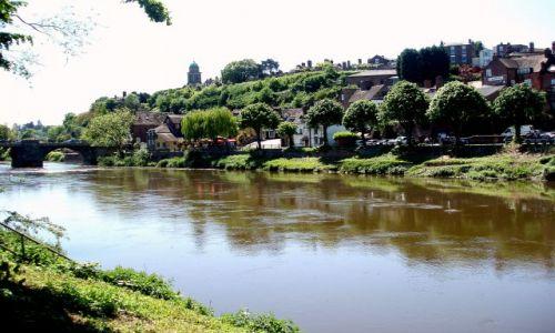 Zdjęcie WIELKA BRYTANIA / Shropshire / miasto Bridgenorth / Bridgenorth-Anglia