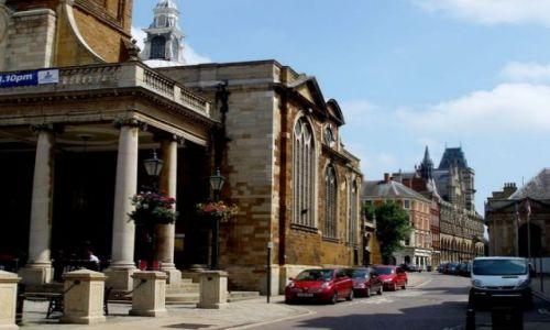 Zdjecie WIELKA BRYTANIA / East Midlands / miasto Northampton / Northampton