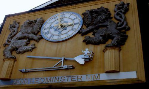 WIELKA BRYTANIA / hrabstwo Hereford / miasteczko Leominster / Leominster