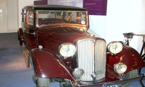 Zdjecie WIELKA BRYTANIA / West Midlands / Coventry / Czar starych samochodow