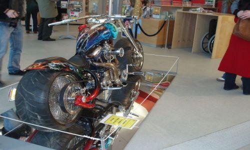 WIELKA BRYTANIA / West Midlands / Muzeum Transportu -Coventry / Czar motocykli